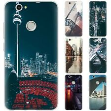 Dessana Toronto Sightseeing Silicone Protection Cover Case Cell Phone For Huawei