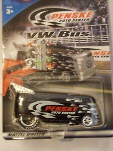 Hot Wheels - VW drag Bus - Penske - black