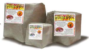 30 Gallon Durable Fabric Grow Bag Garden Plant Container by Wonder Pot USA!