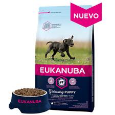 Eukanuba Criadores Cachorros Raza Grande 18 Kg ( Aportar Afijo )