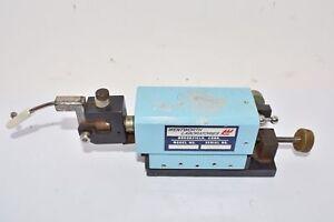 WENTWORTH LABORATORIES PRO-195 Probe Micro-positioner