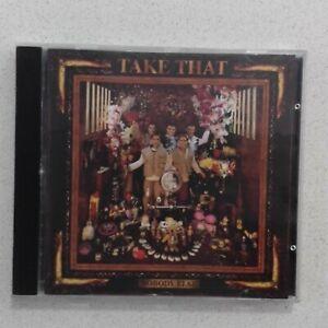 TAKE THAT NOBODY ELSE 1994 AUSTRALIAN BMG RECORDS CD