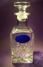 Warwick Crystal Designs - 150ml - Small Crystal Spirit Decanter - Mel Simmons