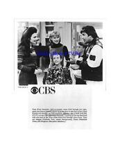 FRAN DRESCHER, ERIK ESTRADA, NICHOLLE TOM Terrific ORIGINAL TV Photo THE NANNY