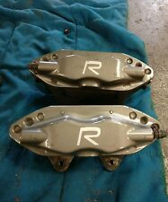 Volvo S60R V70R Rear Brake Caliper Set Brembo BBK R Model