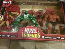 Marvel Legends BOX SET House of M Iron Hulk Torch It NEW