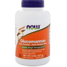 Glucomannan Pure Powder 8 oz By Now Foods