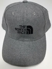 The North Face Casual Gray Hat - Mens Comfortable Cap M To XL Size - Flexible