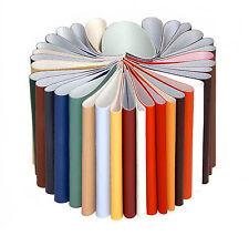 KUNSTLEDER Meterware Polsterstoff Möbel Polster Sitzbezug Br.140cm viele Farben
