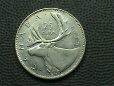 CANADA   25 Cents   1979   *