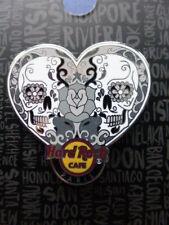 Pin's Pin Hard Rock Cafe Paris - Skull Heart - LE 300 - 2019