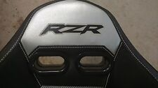 2 SEAT SET Harness Insert Seat Passthrough Bezel RZR UTV Race Teryx