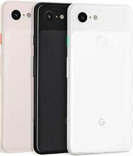 Desbloqueado Google Pixel 3 64GB/128GB ROM 4GB Ram Negro Blanco Verizon TMobile ATT