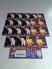 *****Peter Jacobsen*****  Lot of 36 cards.....4 DIFFERENT / Golf