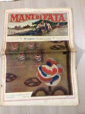 Rivista Femminile Mani Di Fata Dicembre 1932