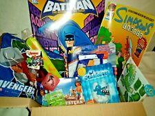 Jungen Paket * Verschiedene Teile * Batman/Simsons/Avengers/Pokemon usw