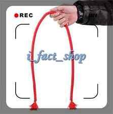 Close-Up Magic Trick Indian Stiff Rope Bend Soft Street Party Stage Magic Show U