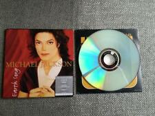 Michael Jackson Earth Song Dual CD / DVD  Single Card Sleeve