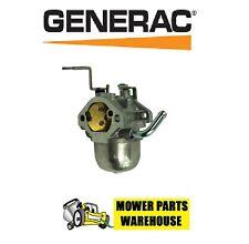 NEW GENUINE OEM GENERAC 0A4600 CARBURETOR 410HS GN410HS GN410 GENERATOR