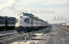 SOU E8 #6907 with passenger extra at Bham Terminmal March 1978