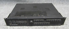 Crestron Mps-300 Professional Rackmountable Home Media System Controller Working