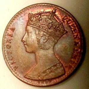 1887  GREAT BRITAIN  1/2 FARTHING  JUBILEE MODEL    QUEEN VICTORIA