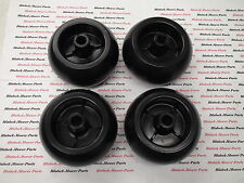 "10715 (LOT of 4) Ariens, Bob Cat, Grasshopper, Gravely  Deck Wheel 3-5/16"" 5/8"""