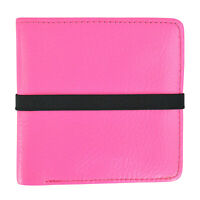 NEW Marc by Marc Jacobs Pebble Elastic Billfold Wallet in Pink