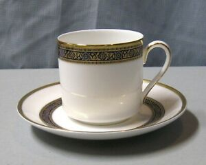 Royal Doulton Harlow Demitasse Cup and Saucer