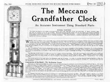 Costruzioni Meccano Supermodels 14A Grandfather Clock - DVD - DVD