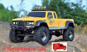 CROSS PG4A OFF ROAD 4WD RC ROCK CRAWLER truck model 1/10 640mm long m