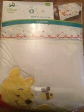 Mothercare Disney Baby Winnie The Pooh Quilt For A Cot Or A Cot Bed. ***BNIP***