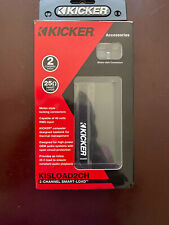 Kicker 46Kisload2 K Series Smart-Radio Interface for adding mono amplifier