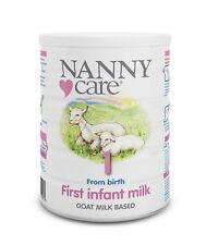 1 can Nanny Care Goat Milk Infant Formula Nutrition 900g Exp 08/2021