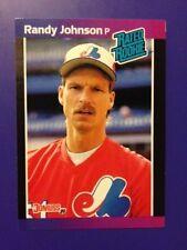 Randy Johnson 1989 Donruss RC #42