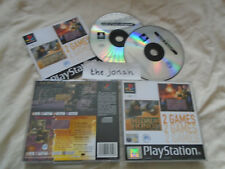 Medal of Honor + Medal of Honor Underground double (COMPLETE) PS1 PlayStation