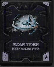 COFFRET 7 DVD ZONE 2--SERIE TV--STAR TREK DEEP SPACE NINE--INTEGRALE SAISON 4