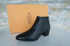 Tods muerte's botines GR 36 botín Booties botas zapatos negro nuevo PVP 470 €