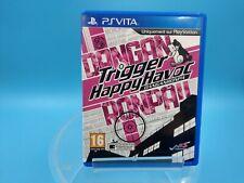 jeu video sony ps vita TBE EUR trigger happy havoc danganronpa