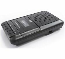 Bush Portable Cassette Player/Recorder with USB Player Playback KCS-317