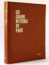 Les Grands Mystères du Passé. Alain DECAUX. Éditions de Trévise 1964. Relié