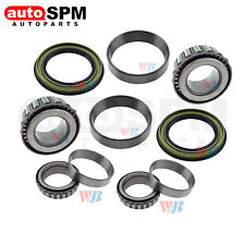 Front Wheel Bearing and Race & Seal Kit Assembly Fit Nissan Frontier Xterra D21
