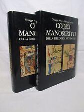 Codici e Manoscritti della Biblioteca Antoniana - Neri Pozza MINIATURA Padova