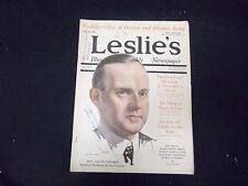 1920 JULY 24 LESLIE'S WEEKLY MAGAZINE - CALVIN COOLIDGE - ST 2295