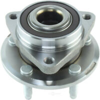 Wheel Bearing and Hub Assembly-C-TEK Hub Assembies Front Centric 401.62004E