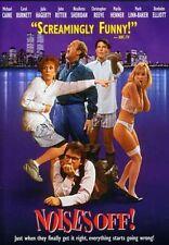 Noises Off... Carol Burnett, Michael Caine, Peter Bogdanovich (Format: DVD)
