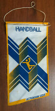 RUSSIAN USSR - FLAG - HANDBAL CLUB HANDBALL FLAG ASTRAKHAN USSR !