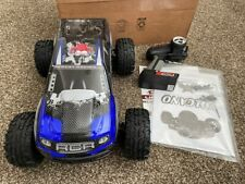 Redcat Racing Volcano EPX Brushed Electric RC Truck 1/10 Scale - 4x4 RTR - BLUE