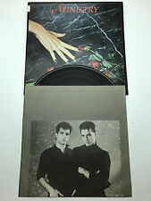 Ministry - With Sympathy Vinyl LP Record Old School Sound Music