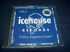 Icehouse Records Sampler: A Few Degrees Cooler, Vol. 2 - V/A (CD 1995) XCLNT